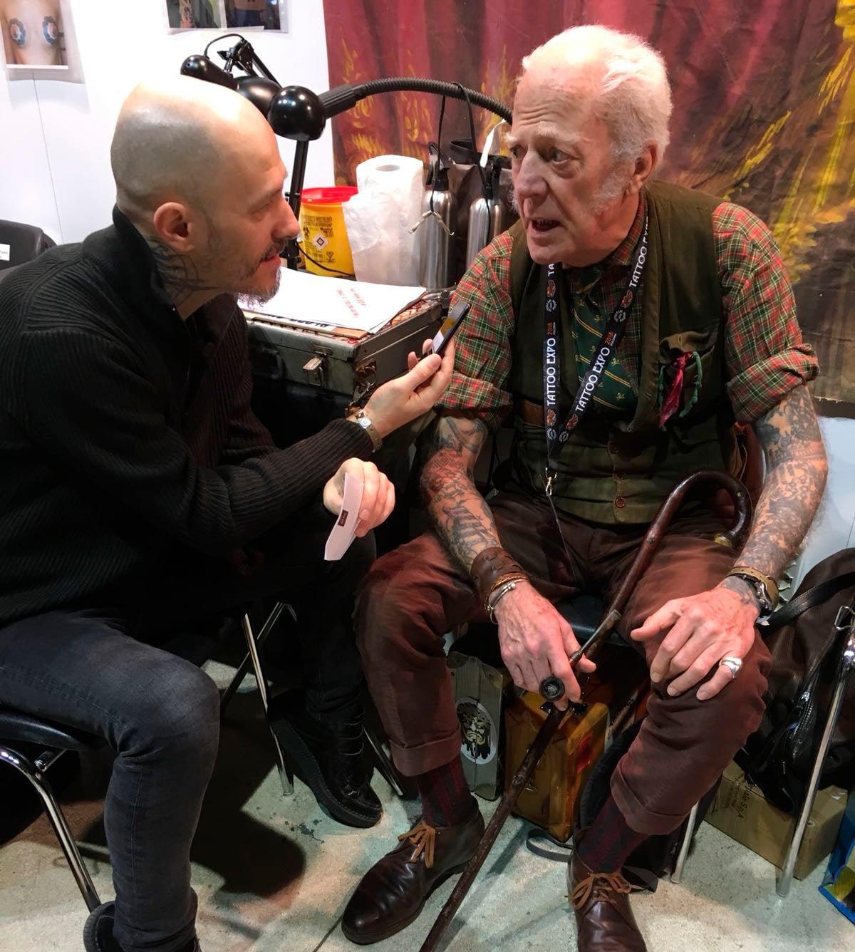 Jerry Magni intervista Gian Maurizio Fercioni